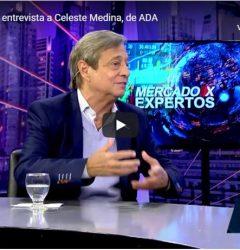 Luis San Martín entrevista a Celeste Medina, de ADA